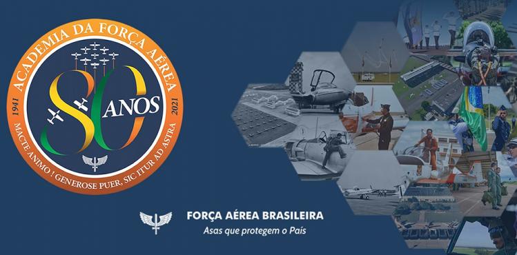 Aniversário de 80 Anos da Academia da Força Aérea