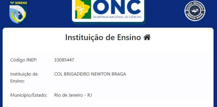 Resultados do CBNB na ONC