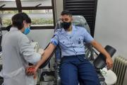 IAOp participa de campanha de doação de sangue