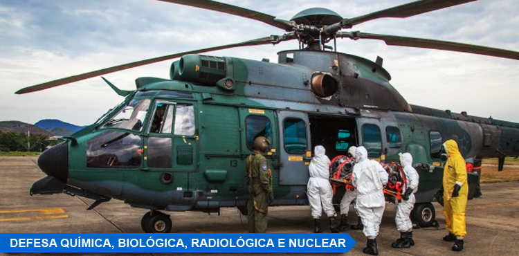 Defesa Química, Biológica, Radiológica e Nuclear