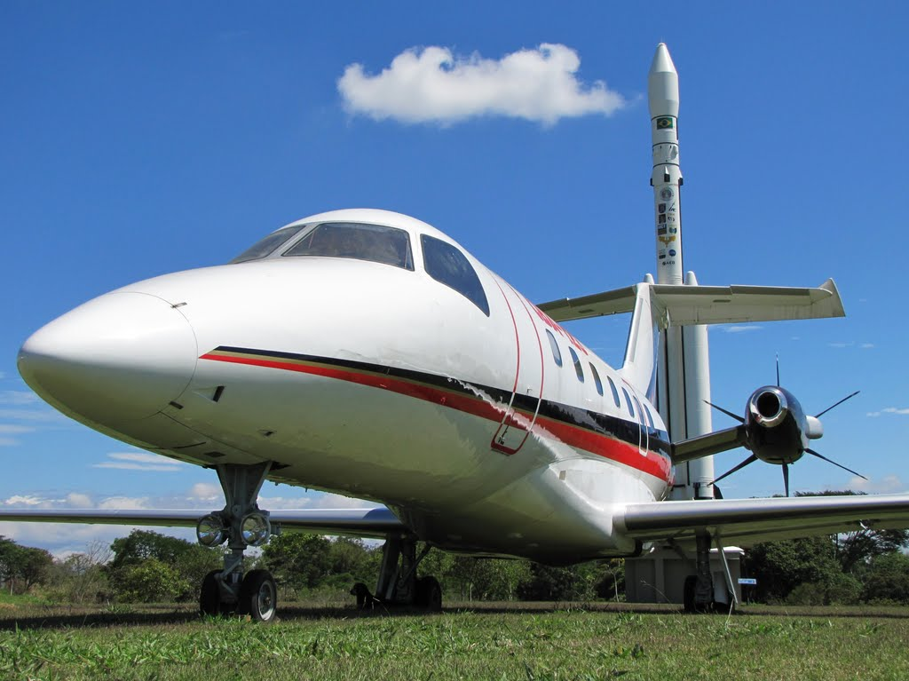 CBA-123 Vector | EMBRAER - FMA - MUSAL