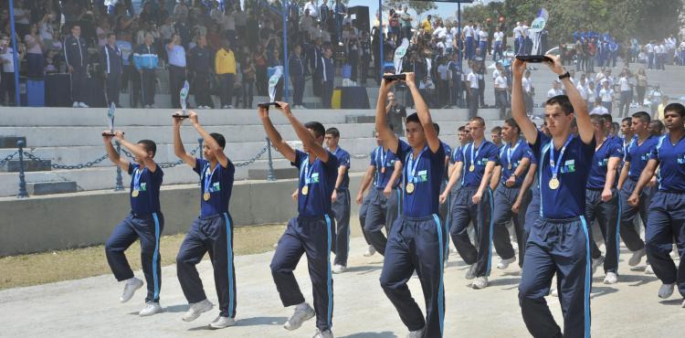 EPCAr conquista 5 das 11 modalidades disputadas na 49ª edição da NAE