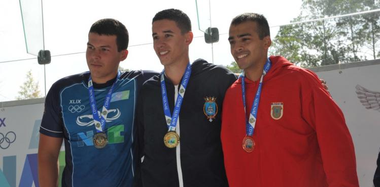 EPCAr lidera conquistas de troféus por modalidade na 49ª NAE