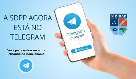 SDPP no TELEGRAM
