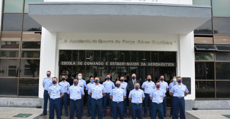 ENSINO – ORGANIZAÇÕES DE ENSINO DA AERONAÚTICA REALIZAM ENCONTRO NO RIO DE JANEIRO