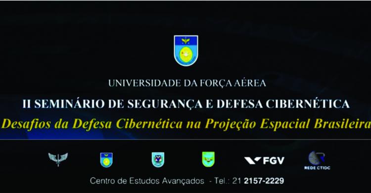 II Seminário de Segurança e Defesa Cibernética
