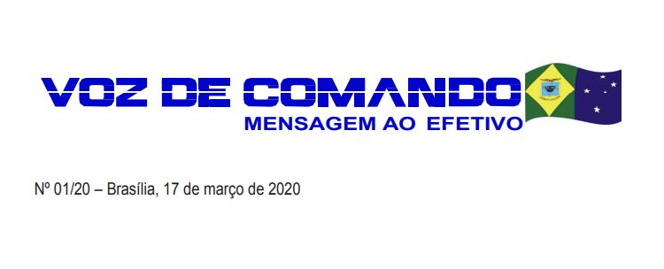Voz de Comando Nº1/2020